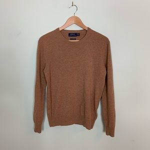Polo Ralph Lauren 100% Cashmere Crew Neck Sweater